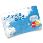 RelianceCard Patent