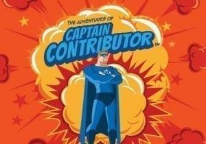 Captain Contributor Employee Engagement Program