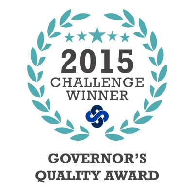 2015 Challenge Winner - Arkansas Governor's Quality Award - DataPath Summit