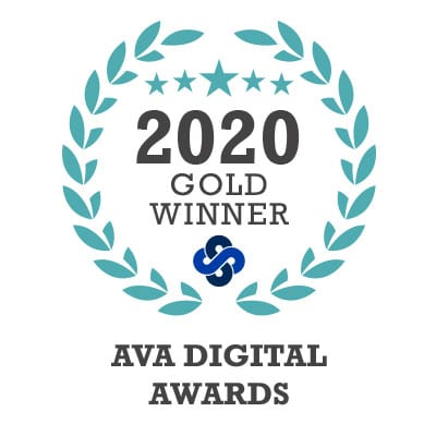 2020 Winner - AVA Digital Awards - DataPath Summit